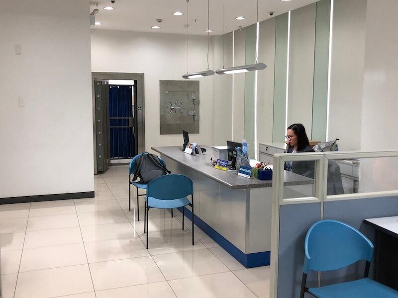 フィリピンの銀行