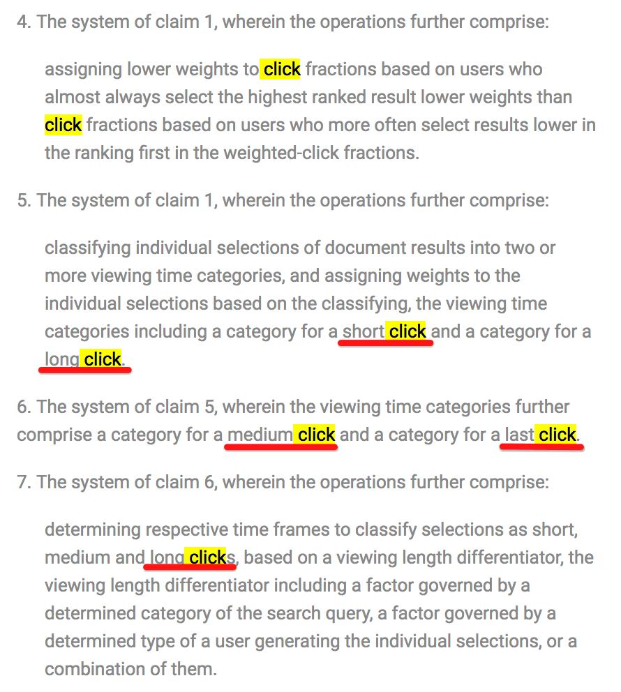 グーグルは新特許技術でクリックの質を精査している